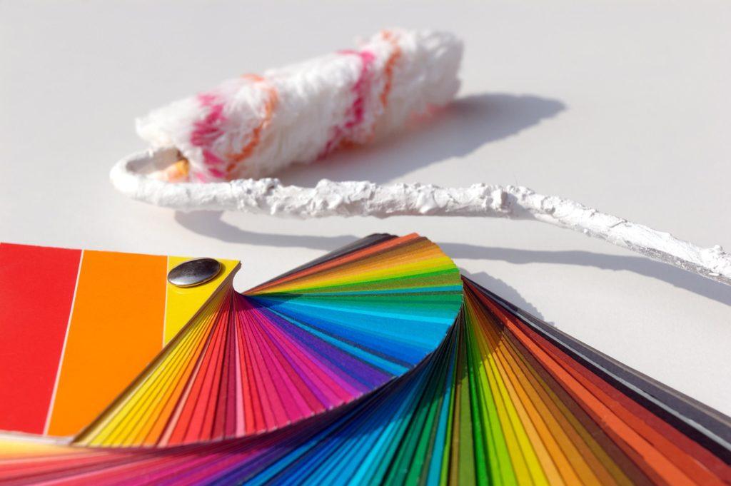 Renovieren mit Farben