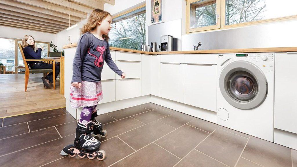 Abb. 3 Küche Waschmaschine