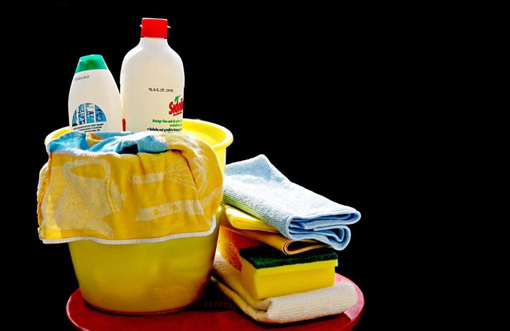 Hygienischer Haushalt