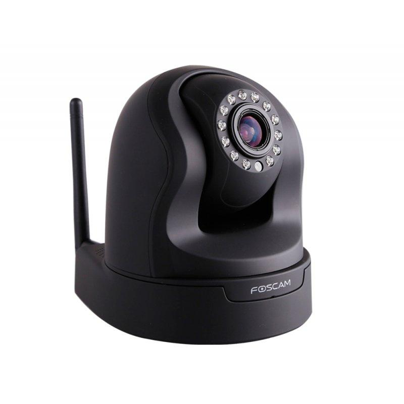Bestseller-Foscam-FI9826W-HD-IP-Kamera-13-Megapixel-1280-x-960-P-WPS-Mini-SD-Card-Slot-schwarz