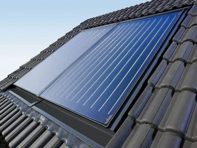 Modul Solarthermie