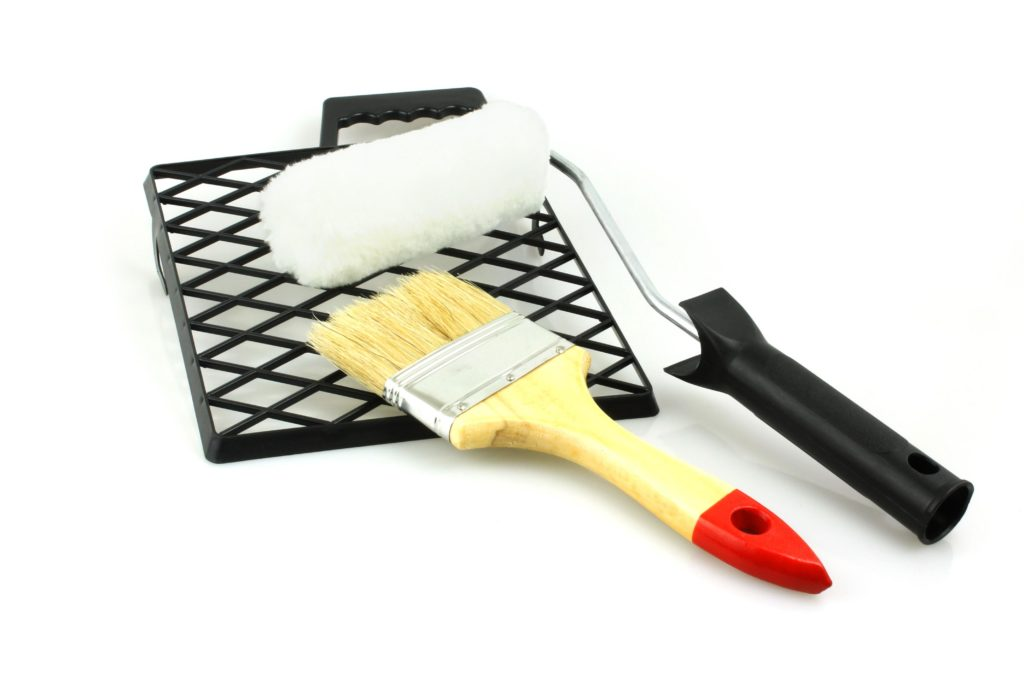Maler-Grundtechnik Rollen