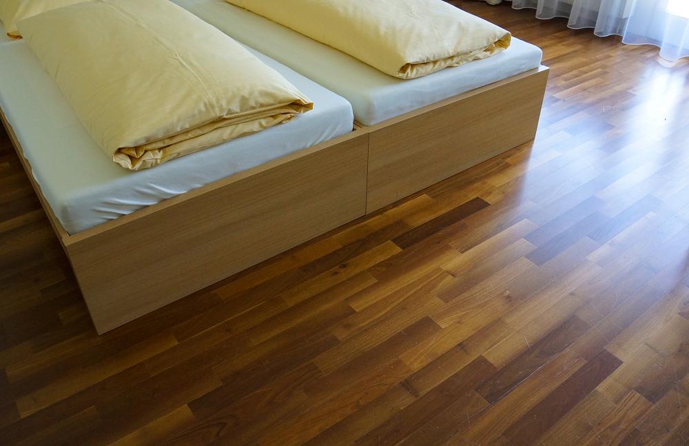 Fußbodenbelägen